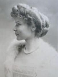 Rita Busse, hrabina de Maugny